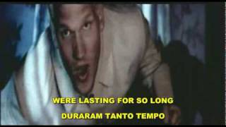 MLTR -That's Why (You Go Away) legendado English/Portuguese