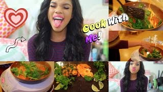 Cook with me!!