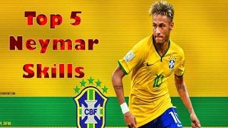 Đỗ Kim Phúc | Dạy Bóng Nghệ Thuật: Top 5 Kỹ Thuật Lừa Bóng Hay Nhất của Neymar