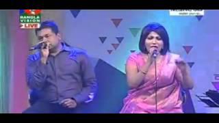 Bangla Amar Premer Tajmahol  By Monir Khan & Rizia Pervin