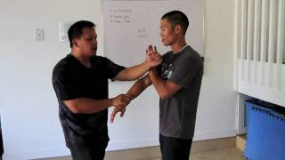 Wing Chun : Domination - How to properly chain punch