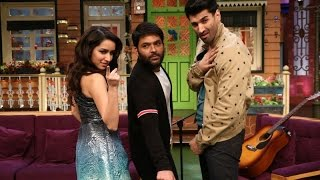 Shraddha & Aditya Get Angry Because Kapil Made Them Wait For 5 Hours | Bollywood News