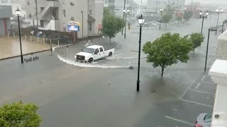Severe storms cause flash flooding in US