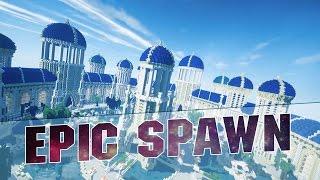 Minecraft - Fantasy Spawn Cinematics (Free Server Spawn - Map w/ Download)