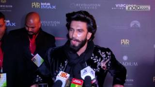 Ranveer Singh at premiere of film XXX - Return of Xander Cage