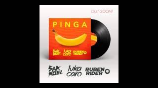 Sak Noel, Luka Caro, Ruben Rider feat. Sito Rocks - Pinga (Official Extended Audio)