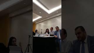 قصيدة عن الابداع مع المستشار أحمد العمراوي  بصوت الشاعر نعيم ابراهيم عيسى