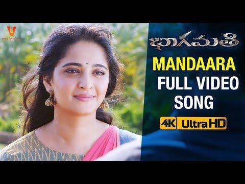 Xxx Mp4 Mandaara Full Video Song 4K Bhaagamathie Telugu Movie Songs Anushka Shetty UV Creations 3gp Sex