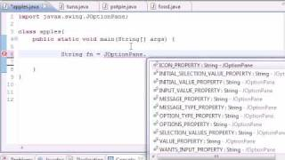 Java Programming Tutorial - 50 - Graphical User Interface GUI