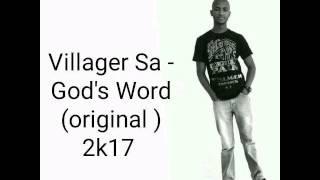 Villager Sa - God's Word  (original) 2k17
