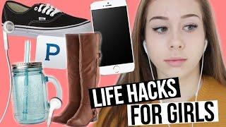 26 LIFE HACKS EVERYONE DEFINITELY NEEDS TO KNOW!!