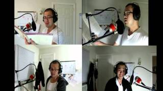 huwag kang mangamba - vocal arrangement