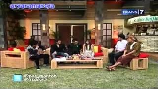 PAS MANTAB 18 Mei 2013 - Judika , Firman [Full Video]