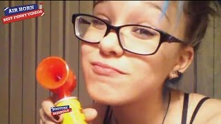 AIR HORN Compilation 2014 | Best Funny Videos