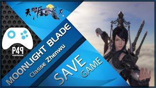 Moonlight Blade - Classe Zhenwu - Gameplay  level 1-5