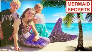 Mermaid Secrets of The Deep S10 E3 LIVE or DIE