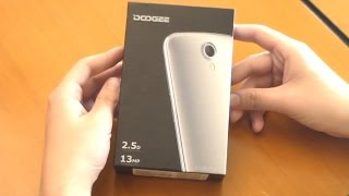 Doogee Valencia 2 Y100 Pro - Unboxing & Review (Greek)