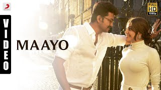 Adirindhi - Maayo Telugu Video | Vijay | A.R. Rahman