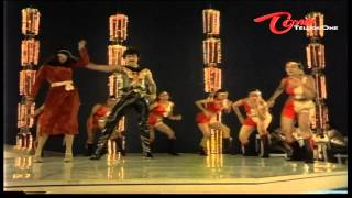 Jwala Songs - Thalangu Dhintha - Chiranjeevi - Radhika - Bhanupriya