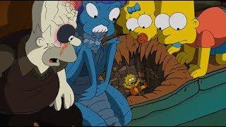 Os Simpsons   A Casa da Árvore dos Horrores XXIV