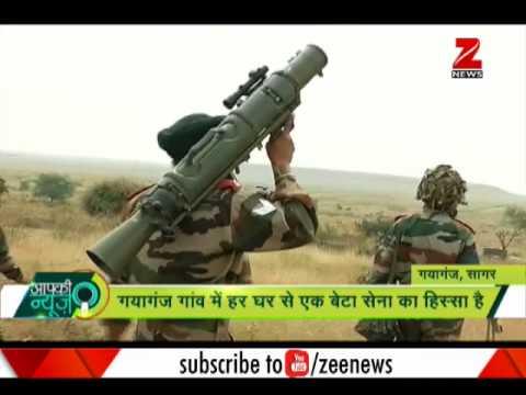 Aap Ki News Madhya Pradesh growing a fearless India training countless army aspirants