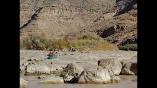 Canoeing the Green River, Desolation-Gray Canyon