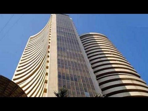 Sensex climbs 120 points, Rupee gain 16 paise against dollar