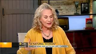 """Natural Woman"" Carole King on life, career"