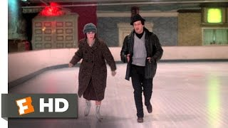 Rocky (1/10) Movie CLIP - Date at the Ice Rink (1976) HD
