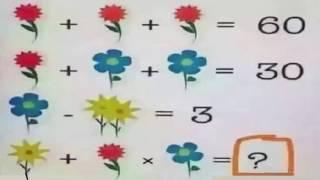 خبراء الرياضيات يقولون أن هذه المسالة لا يمكن حلها