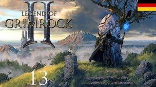 Let's Play Legend of Grimrock II [DE] 13 Häppchenweise