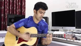 Nalo nenu - Shatamanam Bhavati Guitar Chords