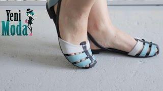 2016 Bayan Ayakkabı Modelleri