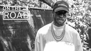 """6LACK On Reuniting With Khalid For New """"Seasons"""" Video & More   On The Road"""