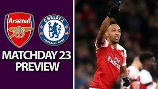 Arsenal v. Chelsea | PREMIER LEAGUE MATCH PREVIEW | 1/19/19 | NBC Sports