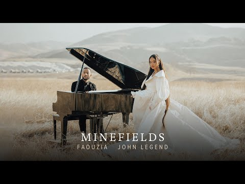 Faouzia & John Legend Minefields Official Music Video