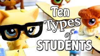 LPS : 10 Types of Students in the Classroom