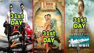 Jawani Phir Nahi Ani 2    Parwaaz Hai Junoon    Load Wedding    31st Day Box Office Collection