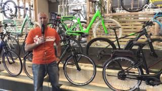 Eurobike 2015 - Cube 2016 in 4K