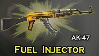 Ak fuel injector bs