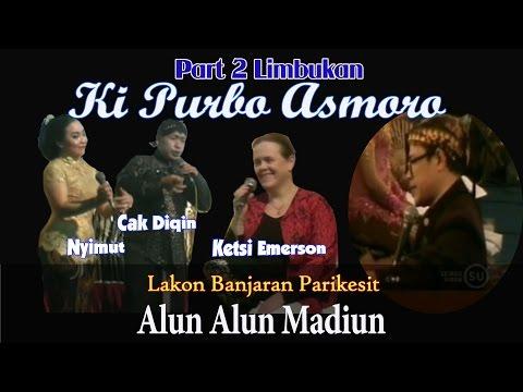 Wayang Kulit Limbukan Cak Dikin & Sinden Bule Ketsi Emerson Ki Purbo Asmoro Madiun 2016 2 5