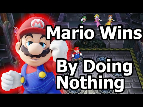 Xxx Mp4 Mario Party 9 〇 Mario Wins By Doing Absolutely Nothing 3gp Sex