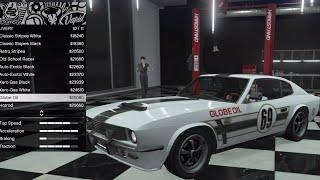 GTA 5 DLC Vehicle Customization (Dewbauchee Rapid GT Classic)