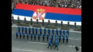 GUARD OF THE SERBIAN ARMY-SRPSKA GARDA