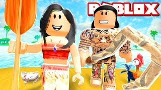 MOANA IN ROBLOX