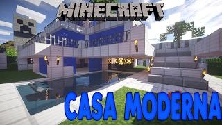 Fr3e gaming natok24 com for Casa moderna minecraft ita download