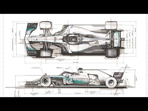 How is a Formula One Car Born