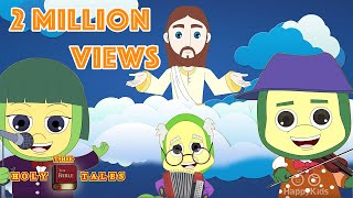 God Is So Good I Bible Rhymes Collection I Bible Songs For Children with Lyrics