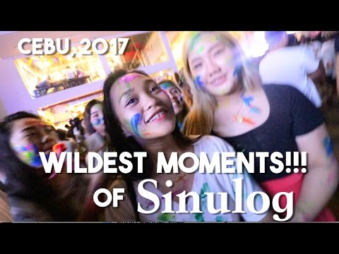 watch SINULOG Party Gets Out of Control!!! (Cebu, Philippines 2017)