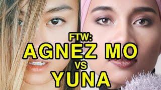 For The Win: Agnez Mo vs Yuna